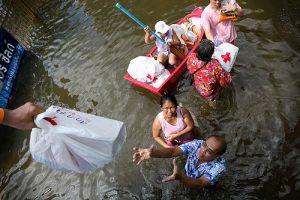 CRC Disaster Response Thailand